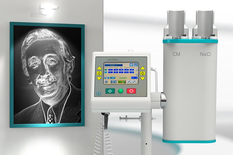 Инжектор для контрастной маммографии Accutron CT-D