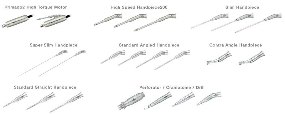Серия моторов с высоким крутящим моментом Primado2