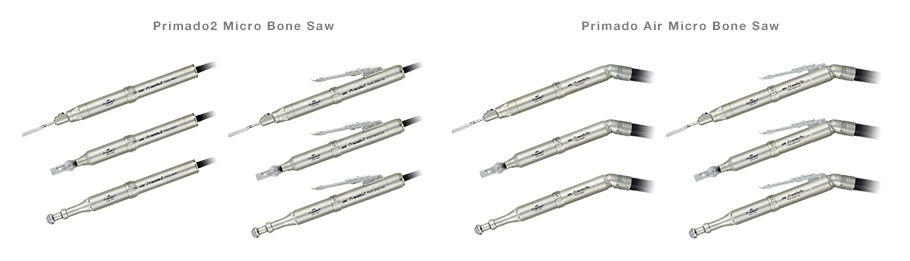 Серия костных микропил Primado2